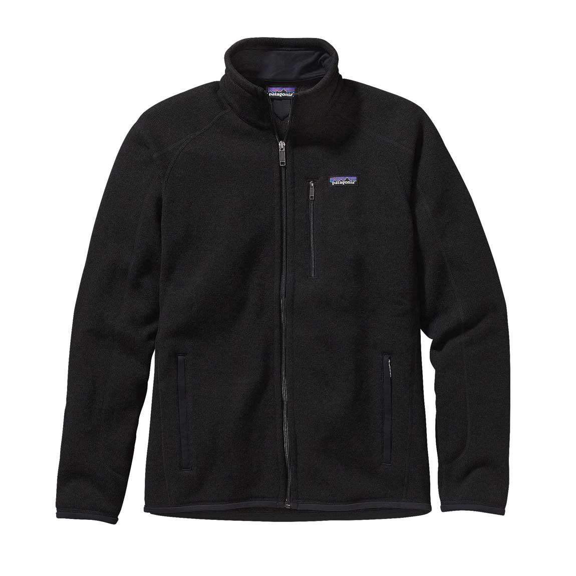 Patagonia Mens Better Sweater, Black