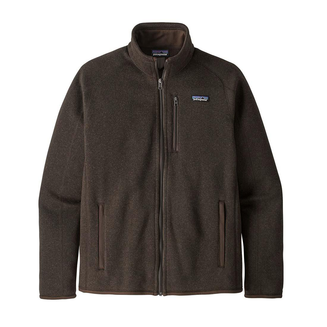 Patagonia Better Sweater Jacket - Logwood Brown