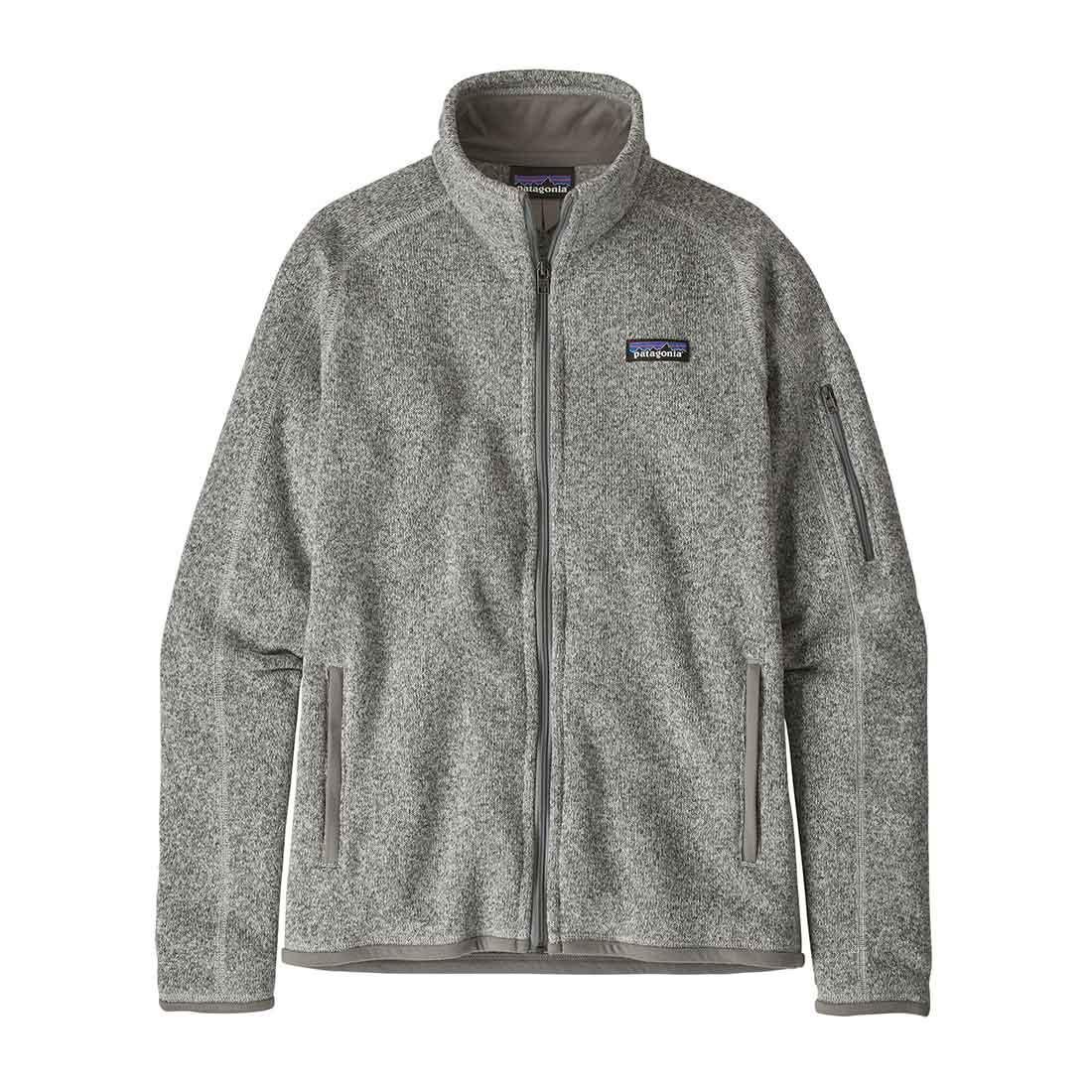 Patagonia Women's Better Sweater Jacket - Birch White