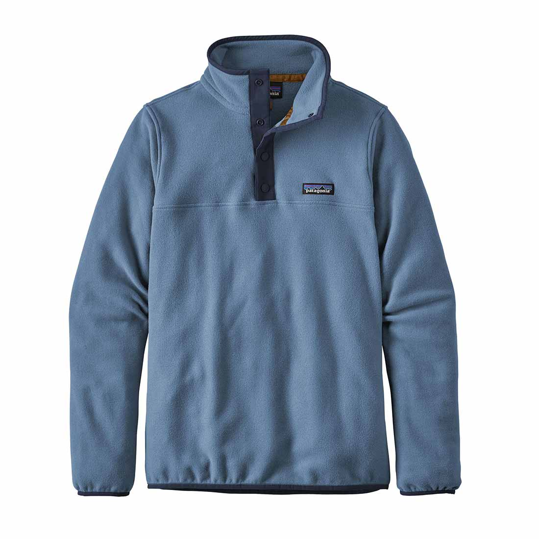 Patagonia Women's Micro D Snap-T - Woolly Blue
