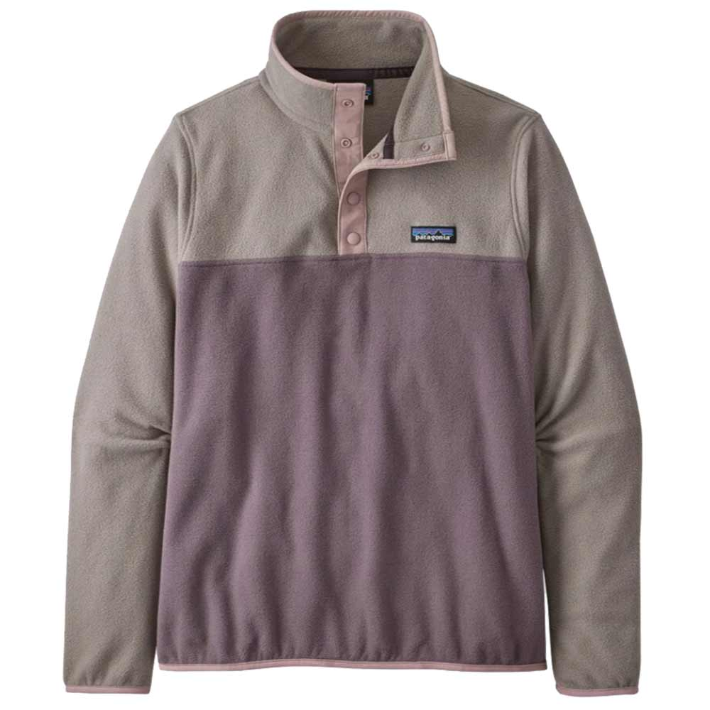 Patagonia Women's Micro D Snap-T Pullover_Hyssop Purple.jpg