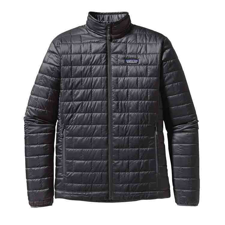 Patagonia Men's Nano Puff® Jacket, Forge Grey