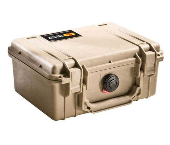 Pelican 1150 Case - Tan