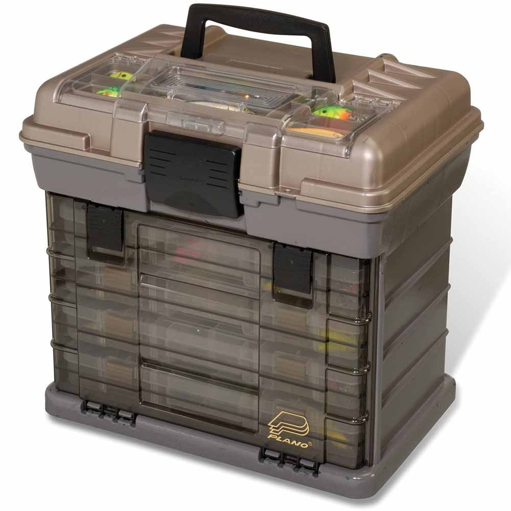 Plano Guide Series Stowaway Rack System Tackle Box
