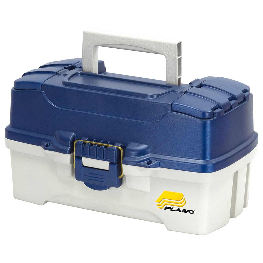 Plano Two-Tray Tackle Box Blue Metallic/Off-White_1.jpg