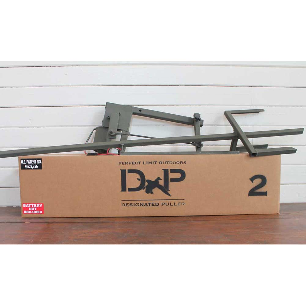 """Perfect Limit Outdoors Designated Puller """"DP"""" Automatic Jerk Rig - Model 2"""