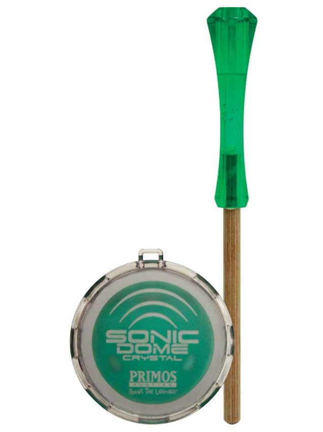 Primos Sonic Dome Crystal Pot Call