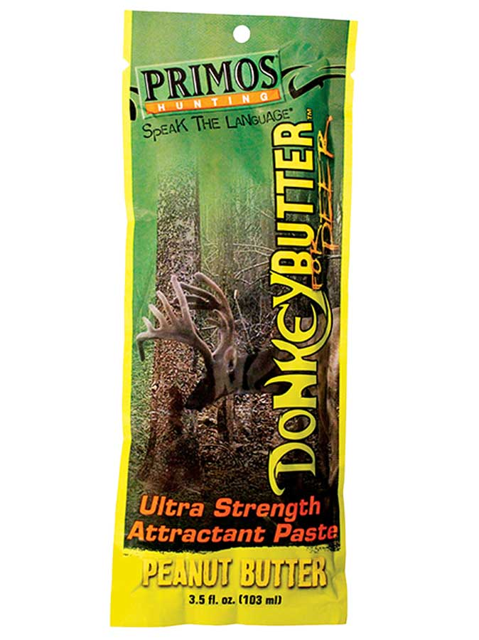 Primos Donkey Butter Peanut Flavored Paste Attractant, 3.5-Ounce Tube_1.jpg