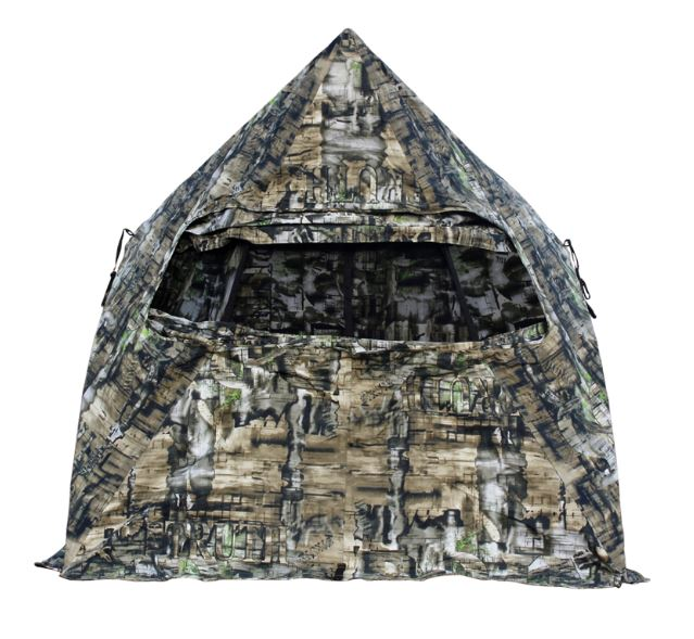 Primos Double Bull Shack Attack Ground Blind - Truth Camo