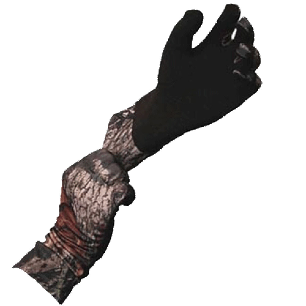 Primos Stretch-Fit Gloves with Sure-Grip and Extended Cuff
