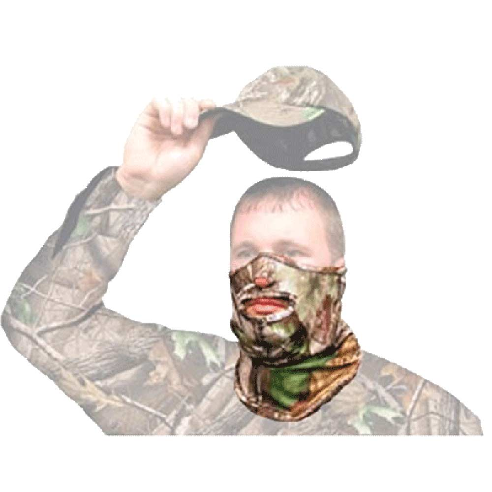Primos Stretch Fit 1/2 Mask in Realtree APG HD