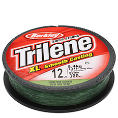 Berkley Trilene XL Fishing Line - Low-Vis Green_1.jpg