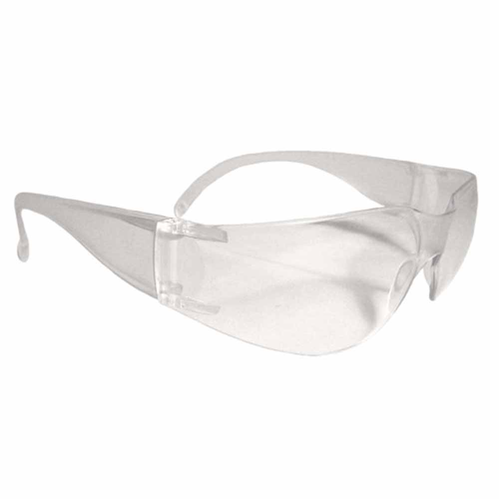 Radians Mirage USA Safety Glasses, Clear