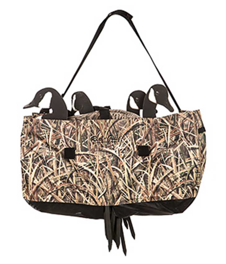 Real Geese Silhouette Decoy Bag in Max 5 Camo
