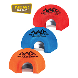 Rocky Mountain Hunting Calls Steve Chappell 3 Pack