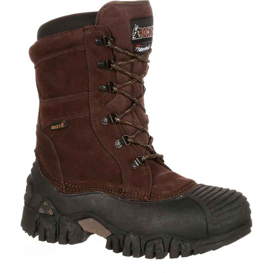 """Rocky 10"""" Jasper Trac Waterfproof 200G Insulated Outdoor Boots_1.jpg"""