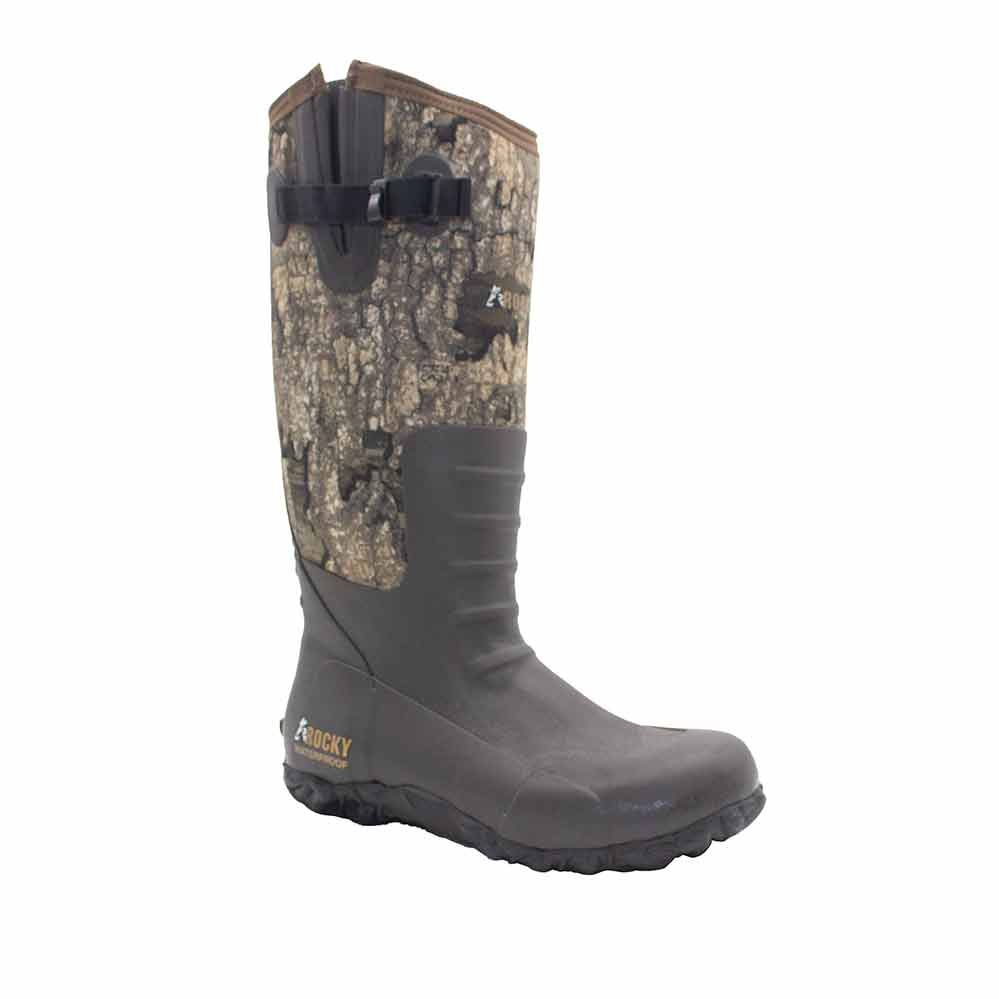 Rocky Core Waterproof Rubber Boot, Realtree Timber_1.jpg