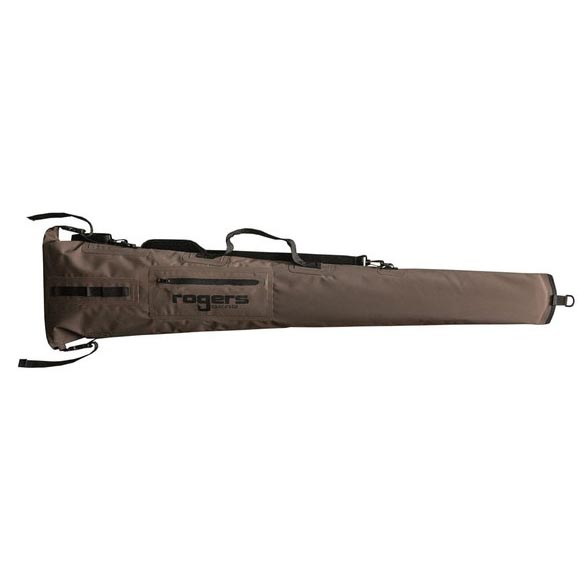 Rogers Toughman PVC Gun Case - Brown_1.jpg
