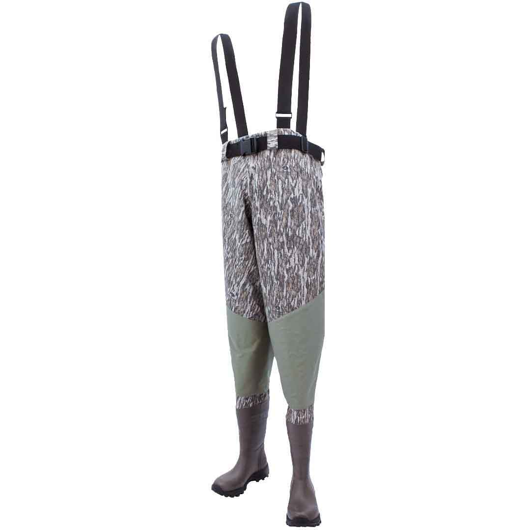 Rogers TOUGHMAN 2-in-1 Insulated Breathable Waist Wader, Mossy Oak Bottomland - Regular Sizes_1.jpg