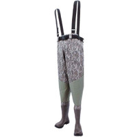 Rogers TOUGHMAN 2-in-1 Insulated Breathable Waist Wader, Mossy Oak Bottomland - Regular Sizes