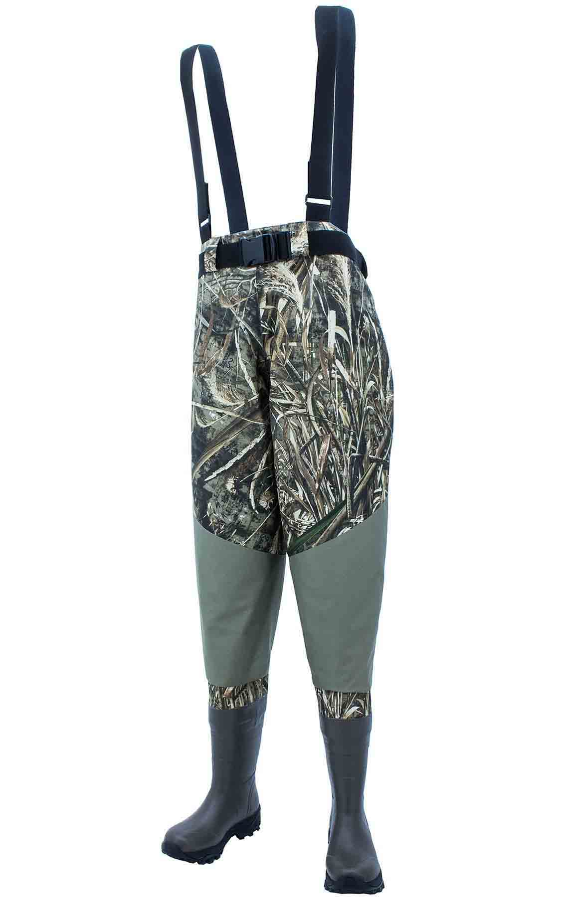 Rogers TOUGHMAN 2-in-1 Insulated Breathable Waist Wader, Realtree Max 5 - Regular Sizes_1.jpg