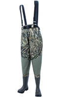 Rogers TOUGHMAN 2-in-1 Insulated Breathable Waist Wader, Realtree Max 5 - Regular Sizes