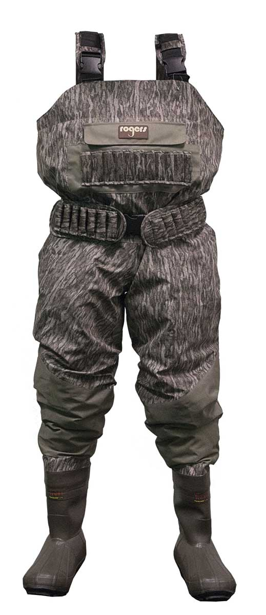 Rogers Elite 3-in-1 Insulated Breathable Waders, Bottomland - Regular Sizes_1.jpg