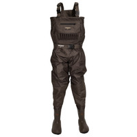 Rogers 2-IN-1 Toughman Insulated Breathable Wader, Brown