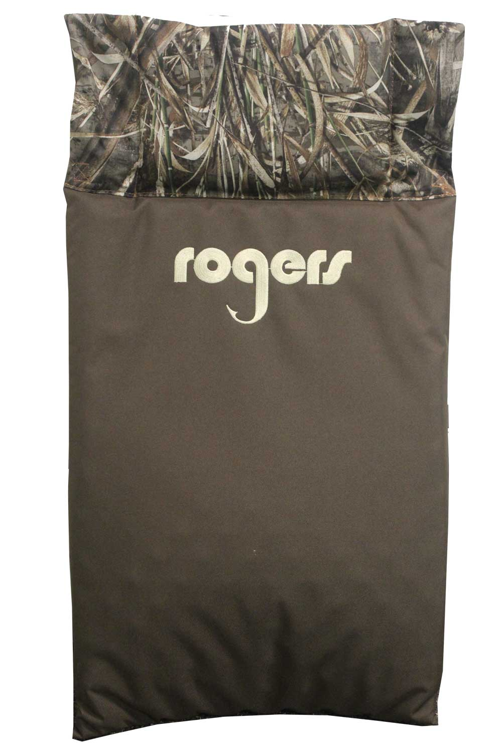 Rogers New Patented Spring Board Blind Accessory in Realtree Max 5