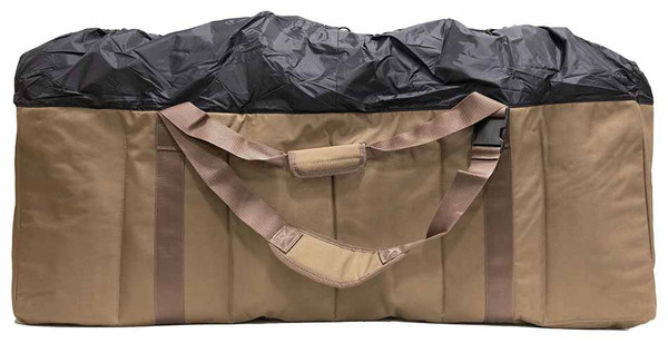 Rogers 12 Slot Full Body Duck Bag with Drawstring Closure