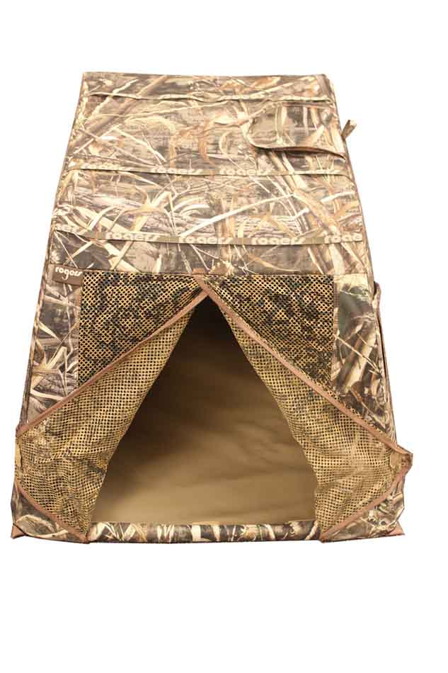 Rogers Pooch Palace XL Dog Blind in Realtree Max 5_4.jpg