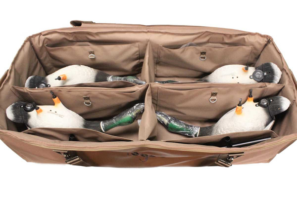 Rogers 4 Slot Deluxe Spinning Wing Decoy Bag