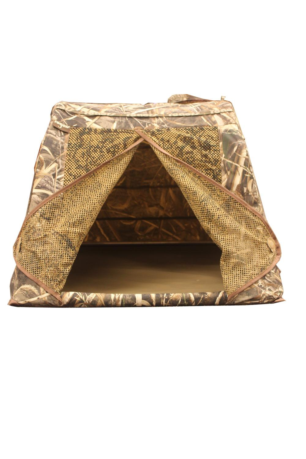Rogers Pooch Palace XL Dog Blind and Pad Combo_1.jpg