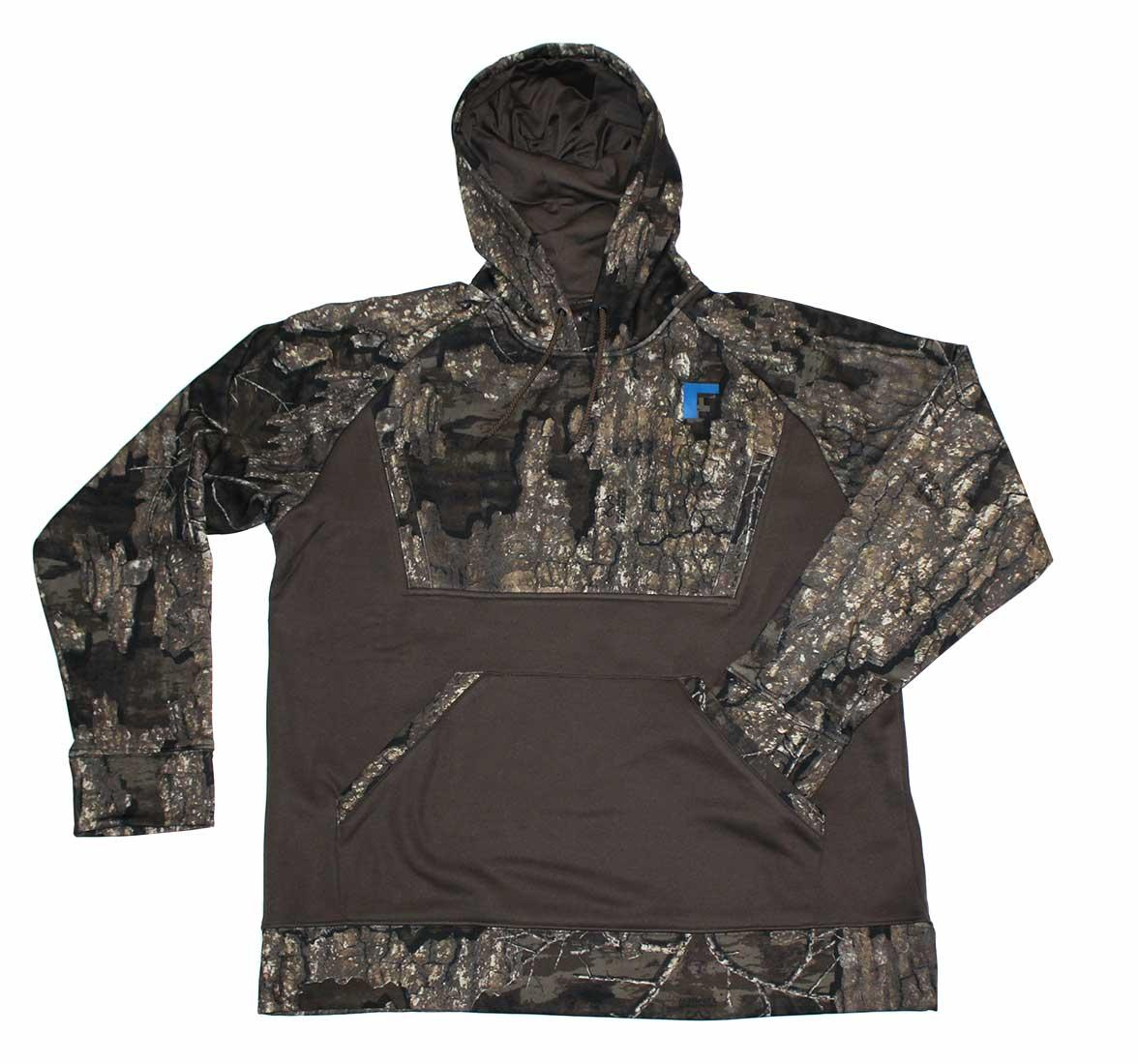 Rogers Toughman Tech Hoodie - Realtree Timber