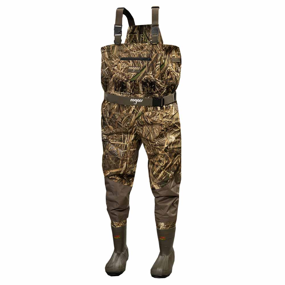 Rogers Toughman 2-In-1 Insulated Breathable Wader_Realtree Max 5.jpg