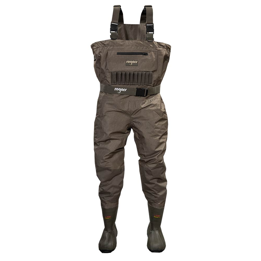 Rogers Toughman 2-In-1 Insulated Breathable Wader_Rogers Brown.jpg