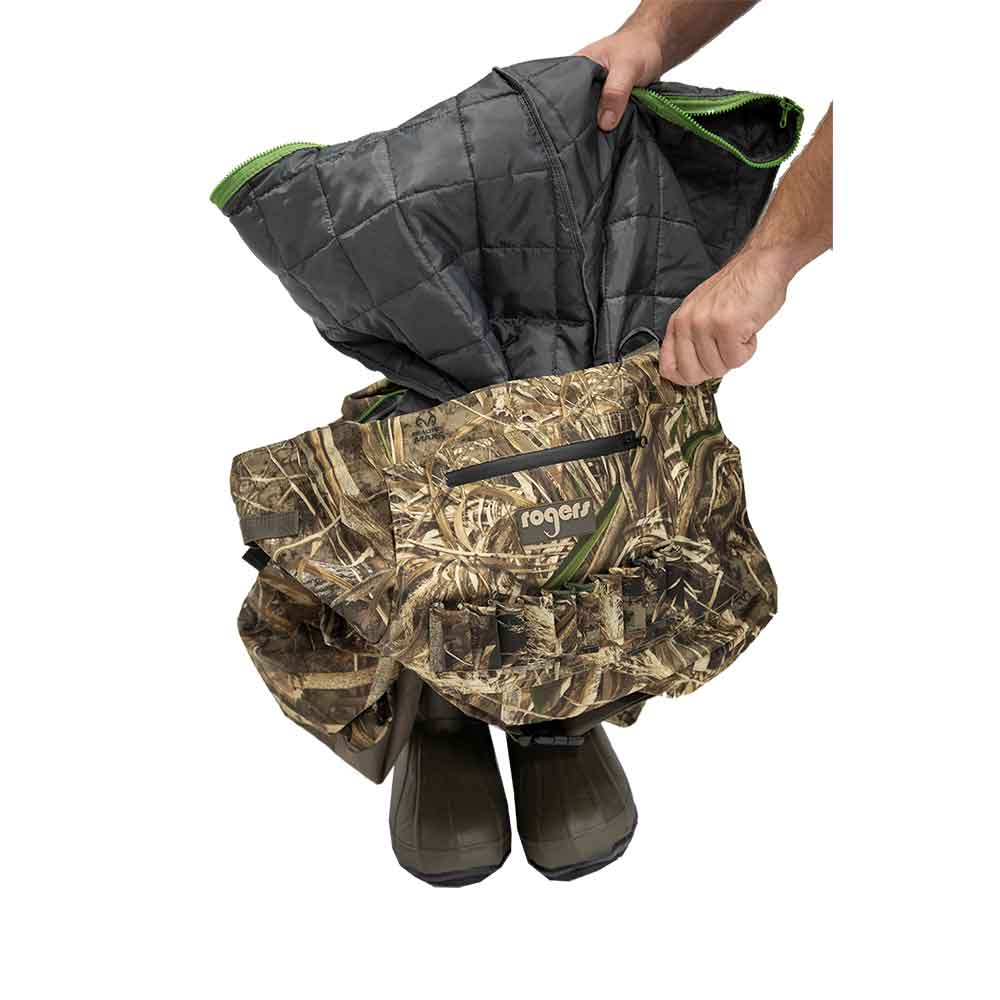 Rogers Toughman 2-In-1 Insulated Breathable Wader_z6.jpg