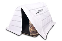 Rig Em Right Field Bully Dog Blind Snow Cover