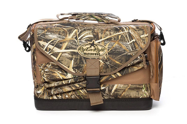Rig Em Right Deluxe Double Spinner Decoy Bag