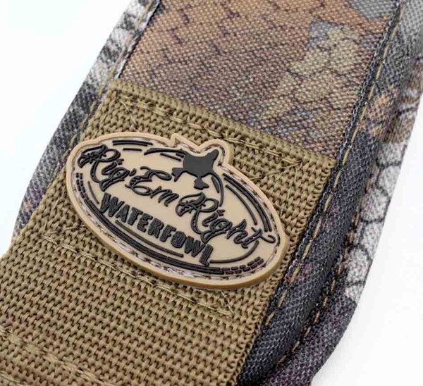 Rig'Em Right Leg Band Game Strap - Timber