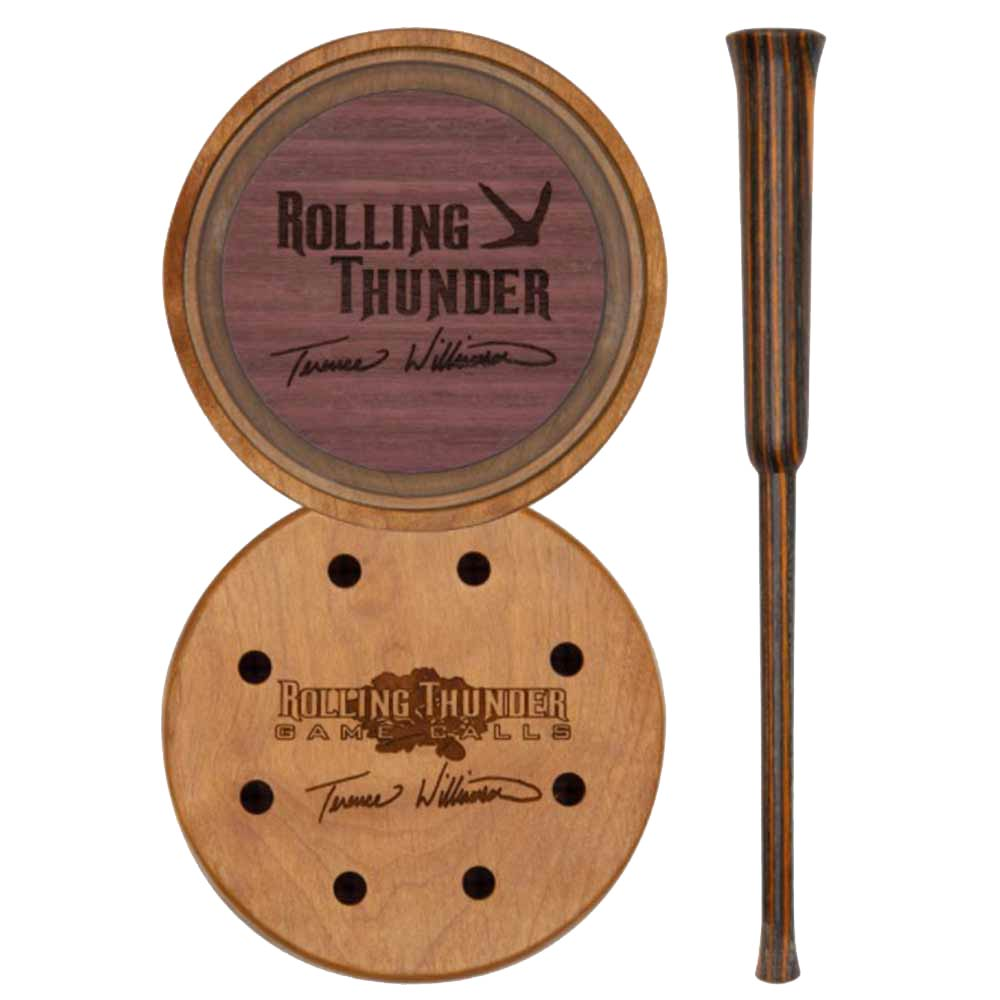 Rolling Thunder Pot Calls Terence Williamson Crystal Pot Call_1.jpg