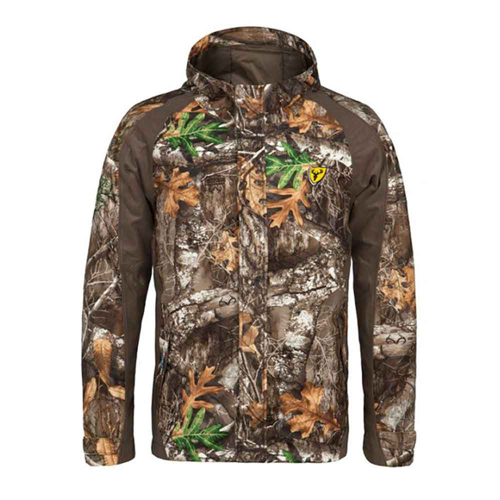 Scent Blocker Youth Drencher Insulated Jacket