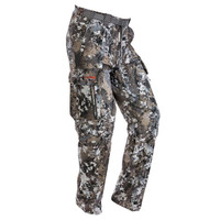 Sitka Equinox Pant in Elevated II Camo