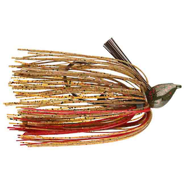 Strike King Denny Brauer Structure Jig_Falcon Lake Craw.jpg