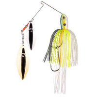 Strike King Premier Plus Spinnerbait - Chartreuse Sexy Shad