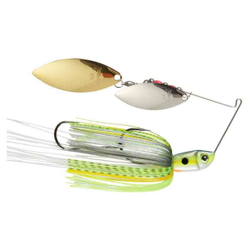Strike King 1/2 oz Premier Plus Spinnerbait_Chartreuse Sexy Shad.jpg