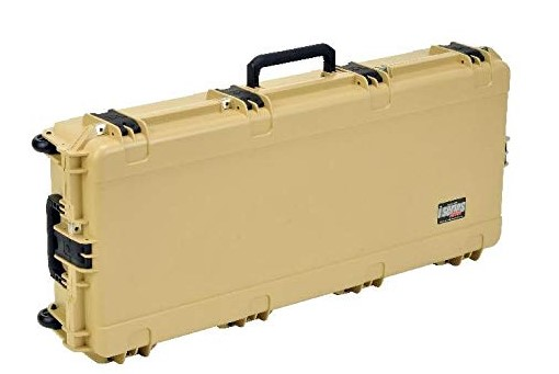 SKB iSeries 4217 Parallel Limb Bow Case - Tan