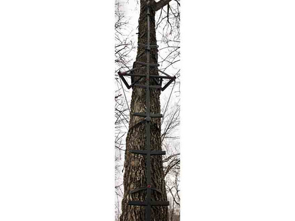 The Gator 25' Stick with Jaw Safety System