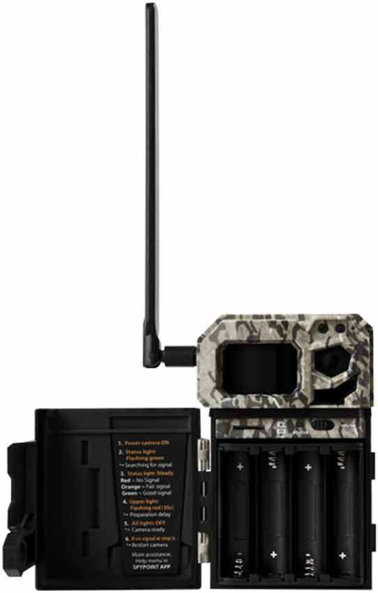Spypoint Link-Micro Cellular Trail Camera, AT&T