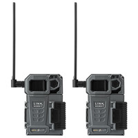 SpyPoint Link Micro LTE Cellular Trail Camera Twin Pack